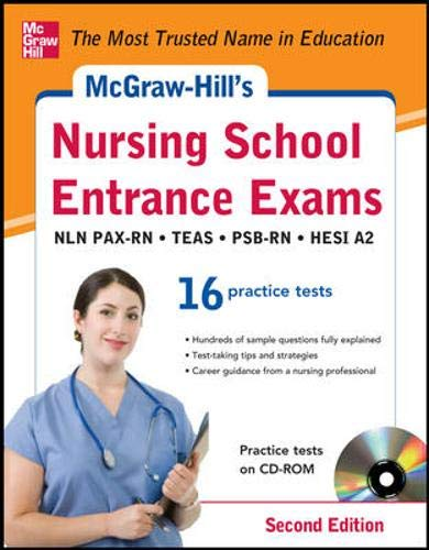 Mcgraw-hill Nursing Covers