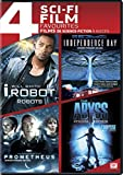 i, Robot / Independence Day / Prometheus / The Abyss [4 Sci-Fi Film Favourites]