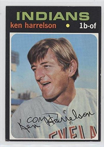 Ken Harrelson (Baseball Card) 1971 Topps - [Base] #510