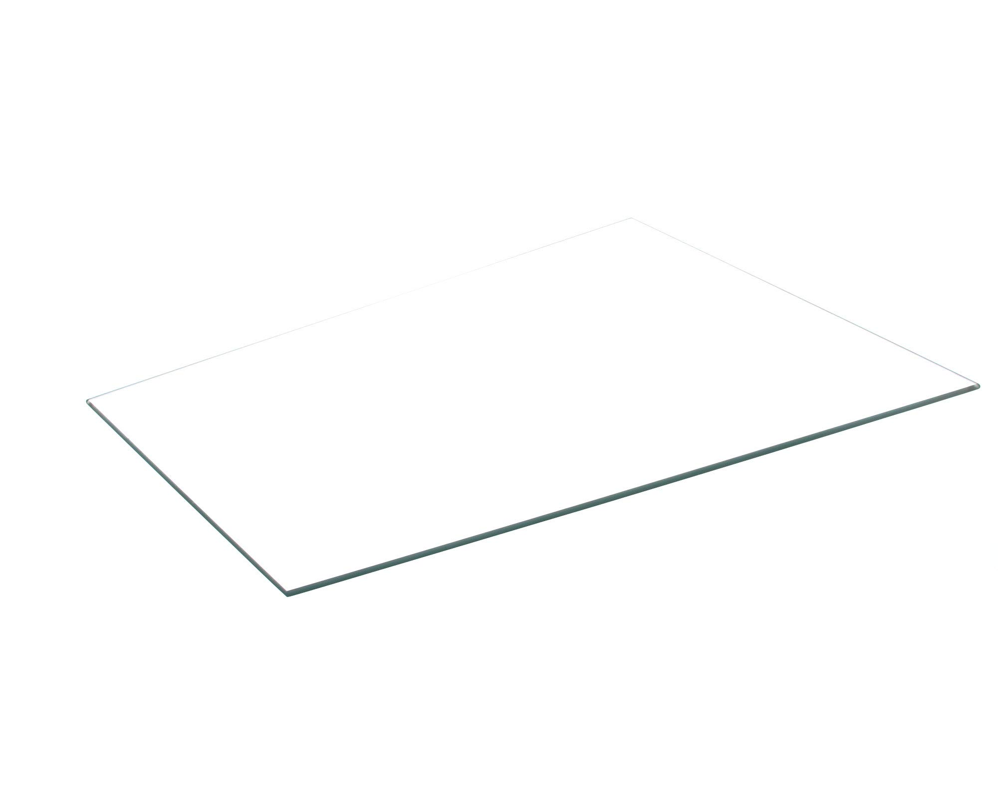 Hatco 04.40.041.00 Glass Grsds-Xx End Panel