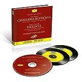 #4: Mascagni: Cavalleria rusticana/Leoncavallo: Pagliacci [2 CD/Blu-ray Audio Combo]