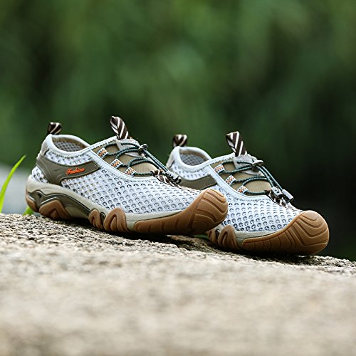 Z&HX sportsChaussures de randonn¨¦e en plein air Chaussures de sport r¨¦sistant ¨¤ l'usure antid¨¦rapantes , 44