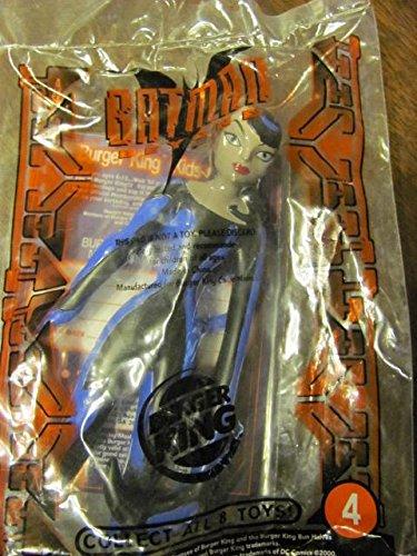 year 2000 Burger King batman premium, sealed, #4