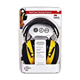 3m Tekk Worktunes Hearing Protector, Mp3 Compatible with Am/fm Tuner, Noise Reduction Rating (Nrr) 24 Db