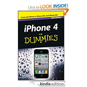 iPhone 4 For Dummies®, Mini Edition Bob Levitus