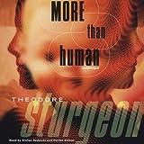Bargain Audio Book - More Than Human