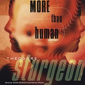 More Than Human Audiobook