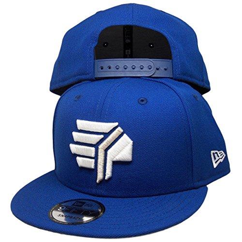 Syracuse Sky Chiefs Custom New Era 9Fifty Snapback Hat to match Air Jordan 18 Sport Royal