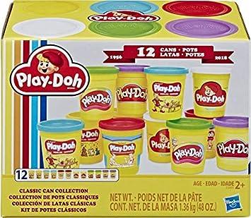 Play-Doh- Retro Compound Pack (Hasbro E5891EU5) , color ...