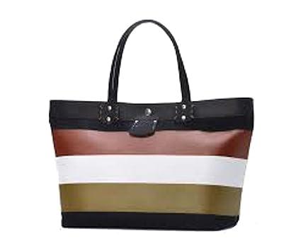 e9e3cfdfdecd Amazon.com  New Ghurka Women s Smyth II Large Tote Bag