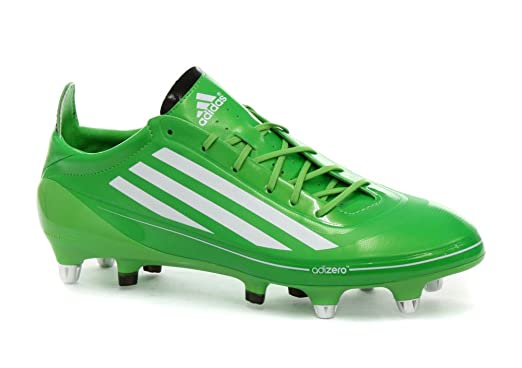 c8e41b594923 Adidas AdiZero RS7 Pro SG Rugby Boots Intense Green  Amazon.co.uk  Clothing