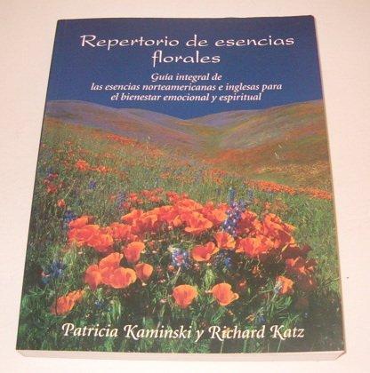 Repertorio de esencias florales (Spanish Edition)