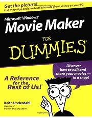 Microsoft Windows Movie Maker For Dummies
