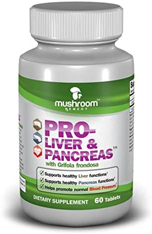 PRO-Liver & Pancreas   Best Liver and Pancreas Support - 60 Tablets