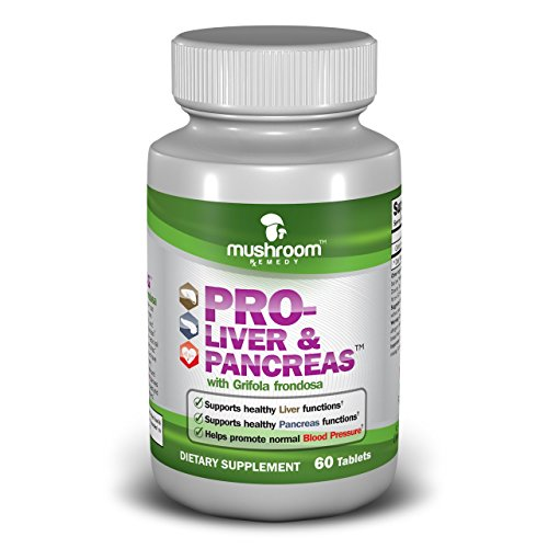 (PRO-Liver & Pancreas | Best Liver and Pancreas Support - 60 Tablets)