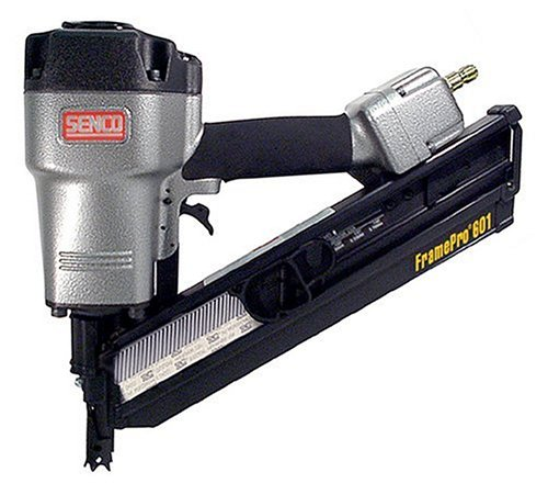 Senco FramePro 601 2-Inch to 3-1/2-Inch Clipped Head Nailer