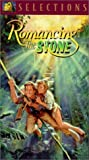 Romancing The Stone VHS Tape