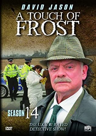 Amazon com: A Touch of Frost: Season 14: David Jason, na