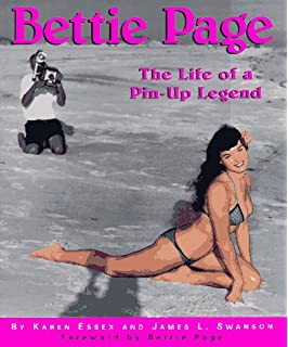 The real bettie page the truth about the queen of the pinups bettie page the life of a pin up legend fandeluxe Gallery