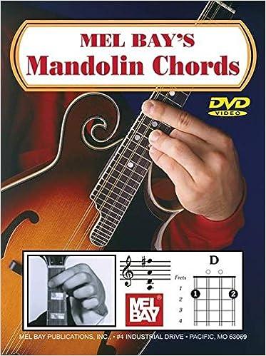 Mandolin 5 string mandolin chords : Amazon.com: Mel Bay's Mandolin Chords (9780786676088): Mel Bay: Books