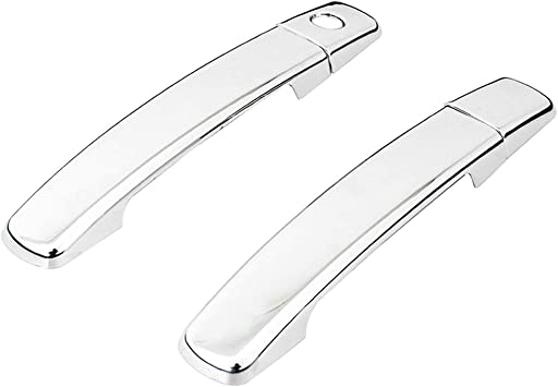 EAG 05-15 Toyota Tacoma 4 Door Handle Cover Triple Chrome Plated ABS