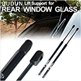 1994 jeep hard top - Gevog Rear Window Glass Gas Lift Support Struts Spring Shocks for 1987-1995 Jeep Wrangler With Factory Hardtop Models (Excludes Aftermarket Top)