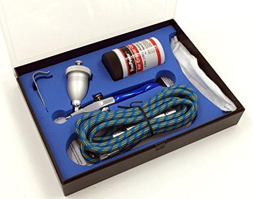 TruePower Air Eraser, Airbrush Sandblaster, Abrasive Sprayer and Glass Etcher Kit by TruePower