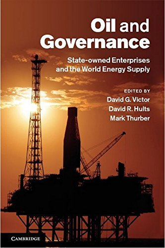 Oil and Governance: State-Owned Enterprises and the World Energy Supply (2012-01-16)