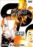 Pride Total Elimination 2003 Grand Prix [DVD] (2004) Alistair Overeem