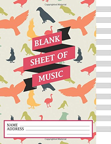 Blank Sheet of Music: 12 Stave : 100 pages : Perfect Binding (Music Writing) (Volume 2) pdf