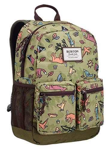 Burton Kids Gromlet Backpack, Campsite Critters Print