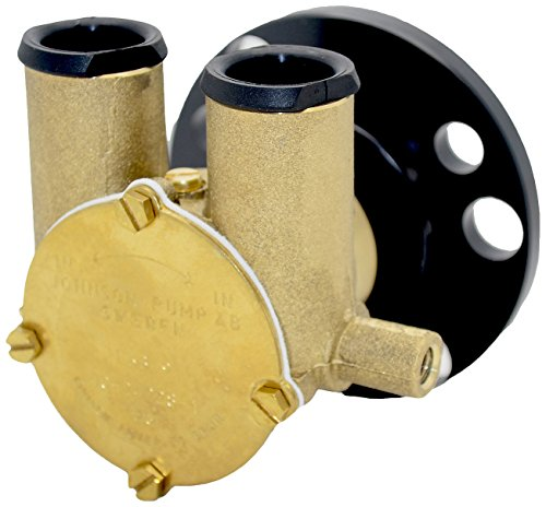 Johnson Pumps 10-24228-1 F5B-9 Crankshaft Pump (Johnson Engine Cooling Pump)