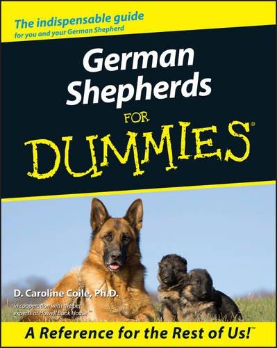German Shepherds For Dummies (For Dummies Series)