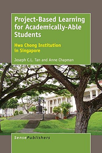 Project-Based Learning for Academically-Able Students: Hwa Chong Institution in Singapore pdf