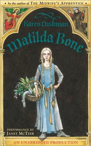 Matilda Bone by Brand: Listening Library