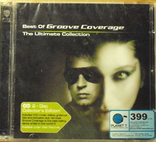 Best of Groove Coverage The Ultimate Collection CD + VCD