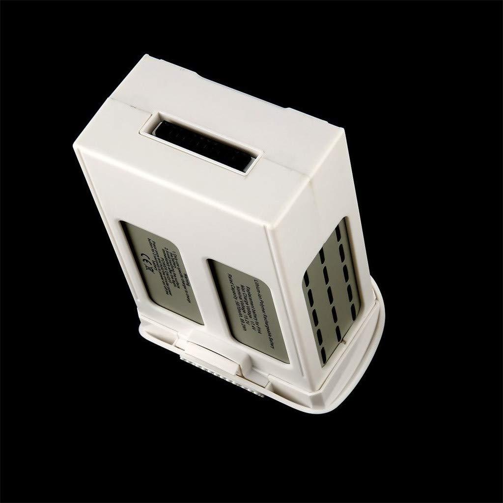 Intelligent Flight Lipo Battery 5870mAh 15.2V for DJI Phantom 4 Series Quality Assurance (White) by Aurorax Electric (Image #7)