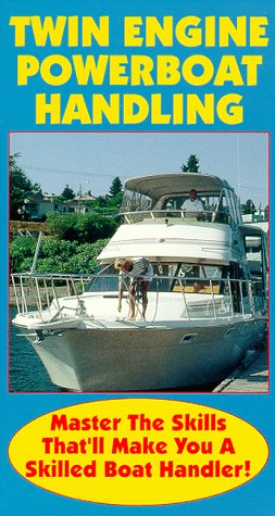 Twin Engine Powerboat Handling [VHS]