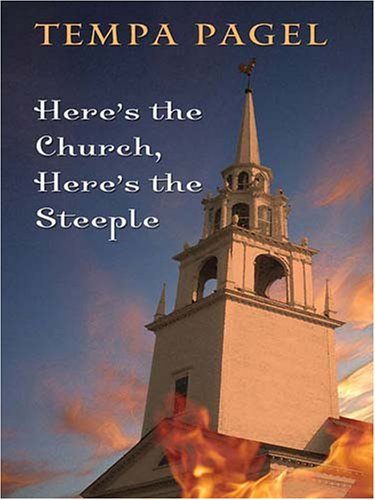 Download Five Star First Edition Mystery - Here's The Church, Here's The Steeple ebook