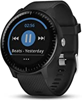 Garmin 010-01985-01 Vivoactive 3 Music, color Negro