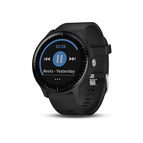 Garmin vívoactive 3 Music, GPS Smartwatch with Music Storage and Built-in Sports Apps