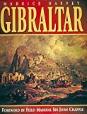 Front cover for the book Gibraltar by Maurice Harvey