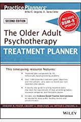 The Older Adult Psychotherapy Treatment Planner, with DSM-5 Updates, 2nd Edition (PracticePlanners) Kindle Edition