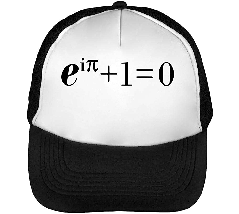 Mathematics Eulers Formula Gorras Hombre Snapback Beisbol Negro ...