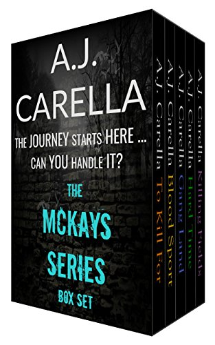book cover of The McKays Box Set