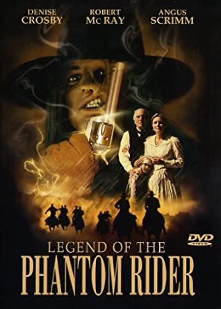 Legend of the Phantom Rider [Alemania] [DVD]