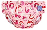 Bambino Mio, Reusable Swim Nappy, Multicolour (Mermaid) Extra Large (2 Years+)