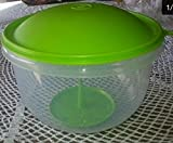 Tupperware Super Crisp It Lettuce Cabbage Keeper NEW Lime Green Model: (Home & Kitchen)