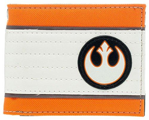 Star Wars - Rebel Alliance Bi-Fold Wallet 3 x 2in
