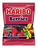 Haribo Gummi Candy, Berries, 5-Ounce Bags (Pack of 12) Review